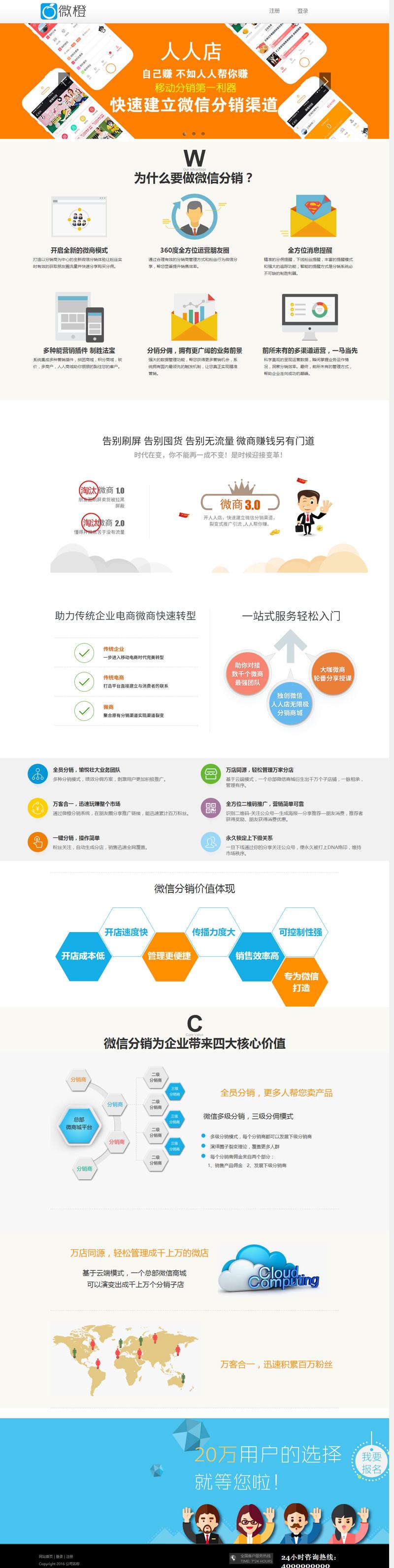 最新微橙人人店V3.3.6微信分销一键安装版|全解密开源版人人商城V2二次开发版-好源码